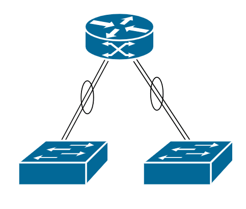 Stackowanie oraz agregacja interfejsow